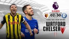 Indosport - Prediksi Watford Vs Chelsea