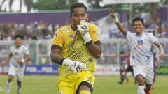 Indosport - Kiper PSCS Cilacap, M Ihsan Ramadhani