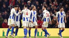 Indosport - Brighton & Hove Albion, Diperkuat Pemain Muslim dan Dipimpin Tukang Judi