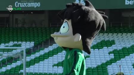 Tokoh Kartun Juki Sambangi klub Liga Spanyol - INDOSPORT
