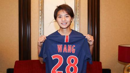 Wang Shuang, pemain sepak bola wanita yang disebut sebagai Lady Messi, bermain untuk tim wanita PSG - INDOSPORT