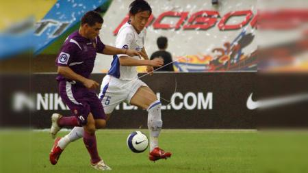 Persik Kediri di liga champions asia 2007 - INDOSPORT