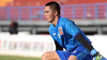 Pertandingan Liga 1 2019 antara Persebaya Surabaya menjamu Borneo FC menjadi laga yang tidak akan dilupakan oleh seorang Gianluca Pandeynuwu. - INDOSPORT