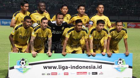 Skuat Bhayangkara FC - INDOSPORT