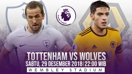 Prediksi pertandingan Tottenham Hotspur vs Wolves - INDOSPORT