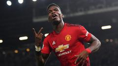 Indosport - Paul Pogba, pemain bintang Manchester United.