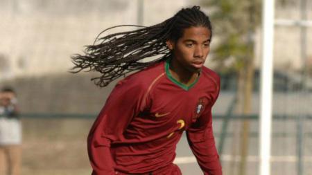 Fabio Paim saat berseragam Timnas Portugal. - INDOSPORT