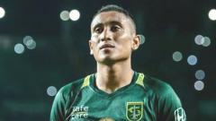 Indosport - M Syaifuddin, bek Persebaya Surabaya.