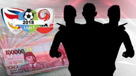 Enam klub Liga Indonesia sempat alami tunggakan gaji pemain selama 2018, diantaranya Perseu Serui - INDOSPORT