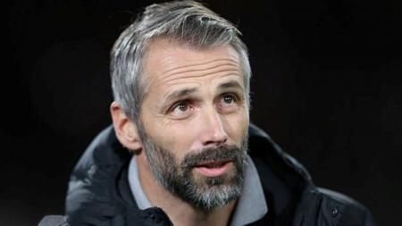 Klub Serie A Italia, AC Milan tengah mengincar pelatih dari Borussia Monchengladbach, Marco Rose karena Ralf Rangnick masih diragukan. - INDOSPORT