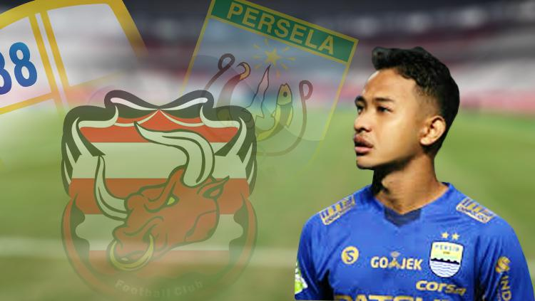 Gian Zola berpeluang gabung 3 klub Indonesia. Copyright: Agil Mubarok/INDOSPORT