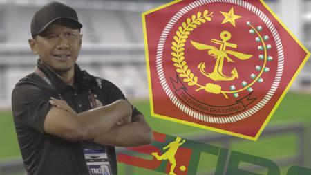 Pelatih Tira-Persikabo, Rahmad Darmawan. - INDOSPORT