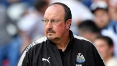 Indosport - Mantan manajer Liverpool, Rafael Benitez.