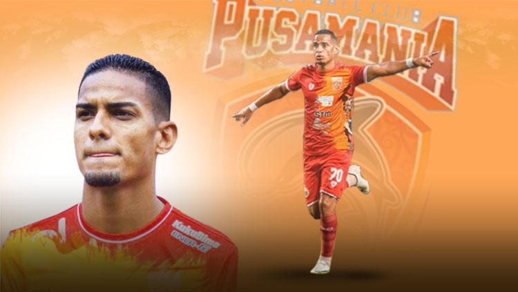 Renan Silva Gabung Bersama Borneo FC Copyright: INDOSPORT