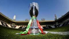 Indosport - Juventus akan menantang Lazio pada perebutan Piala Super Italia 2019 di Stadion King Saud University, Riyadh, Arab Saudi, Minggu (22/12/19).