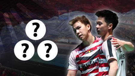4 Turnamen yang Wajib Ditaklukkan Kevin/Marcus di 2019. - INDOSPORT