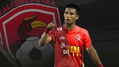 Indosport - Kalteng Putra Rekrut Sandi Sute