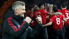Indosport - Ole Gunnar Solskjaer, pelatih Manchester United.