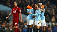 Indosport - Manchester City vs Liverpool