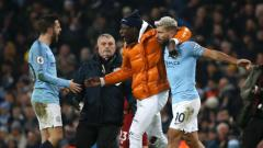 Indosport - Benjamin Mendy Bahagia Atas Kemenangan Man City