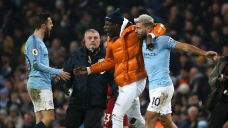 Benjamin Mendy Bahagia Atas Kemenangan Man City - INDOSPORT
