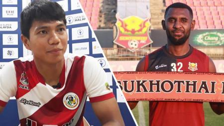 Achmad Jufriyanto dan Yanto Basna - INDOSPORT