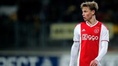 Indosport - Frenkie de Jong, bintang muda Ajax Amsterdam.