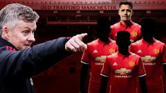 Indosport - Minim kontribusi di Man United, empat pemain ini layak 'Ditendang' Solskjaer dari Old Trafford