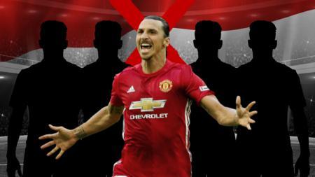 Sempat viral, lima pemain kelas dunia ini tak kunjung datang ke Indonesia, diantaranya Zlatan Ibrahimovic - INDOSPORT