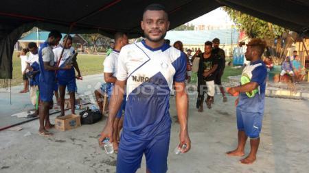 Eks Sriwijaya FC, Marco Sandy Meraudje. - INDOSPORT