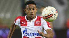 Indosport - Bruno Matos gelandang sepak bola Brasil