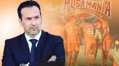 Indosport - Fabio Lopez Resmi Jadi Pelatih Borneo