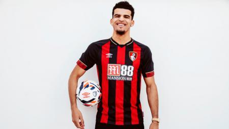 Dominic Solanke pindah ke Bournemouth. - INDOSPORT