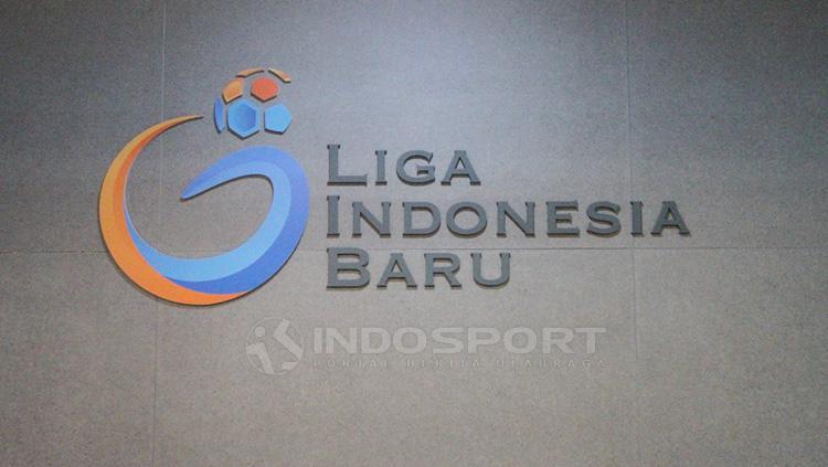 Logo PT Liga Indonesia Baru (LIB). Copyright: Muhammad Nabil/INDOSPORT