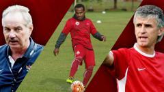 Indosport - Tiga pemain yang terancam didepak jika Persija dilatih Alfred Riedl atau Ivan Kolev