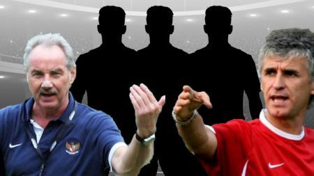 Tiga pemain yang bisa didatangkan Alfred Riedl atau Ivan Kolev ke Persija - INDOSPORT