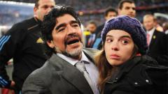 Indosport - Dalma Maradona