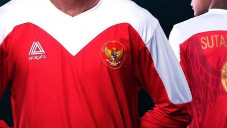 Bocoran Jersey Timnas Indonesia - INDOSPORT