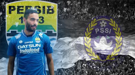 3 Kesaksian Gila Eks Persib Marcos Flores Soal Sepak Bola Indonesia - INDOSPORT