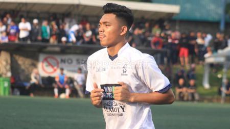 Alfath Fathier, pemain Madura United. - INDOSPORT