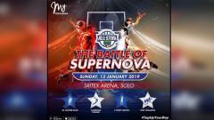 Indosport - IBL All Star 2019.