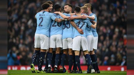 Man City vs Rotherham - INDOSPORT