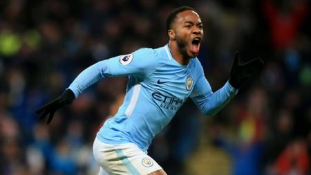 Raheem Sterling - INDOSPORT