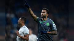 Indosport - Selebrasi gol Real Sociedad