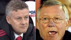 Indosport - Solskjaer memiliki kesamaan dengan Ferguson