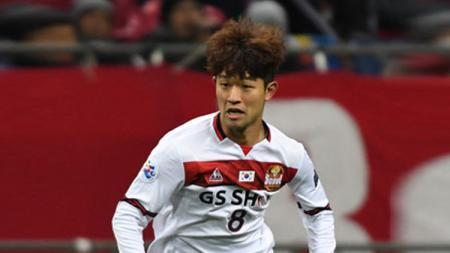 Lee Sang Ho pemain asal Korea Selatan jadi target Persib Bandung. - INDOSPORT
