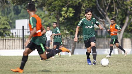 Sesi Latihan Timnas Indonesia U-22 - INDOSPORT