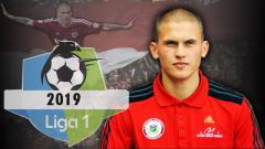 Indosport - 3 Fakta Pemain Timnas Latvia (vladimirs Kamess) yang Ingin Berkarier di Liga 1