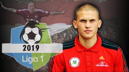 3 Fakta Pemain Timnas Latvia (vladimirs Kamess) yang Ingin Berkarier di Liga 1 - INDOSPORT