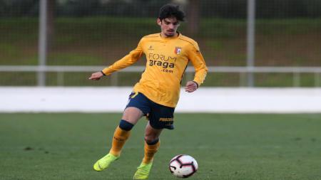 Striker Braga, Fransisco Trincao - INDOSPORT